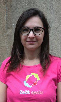 Jana Zelená, asistentka