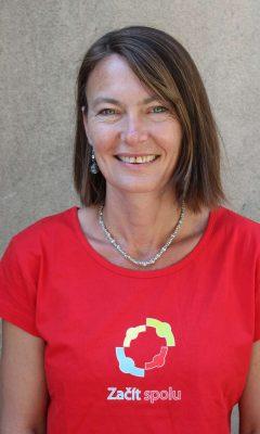 Karla Štípková, projektová manažerka