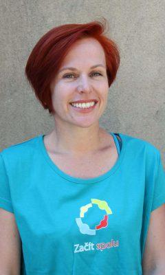 Lenka Klímová, finanční manažerka